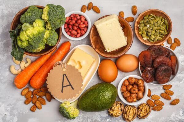 Vitamin A có công dụng dưỡng da rất hiệu quả