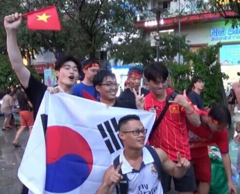 Hàn Quốc có rất nhiều người Việt sinh sống và làm việc