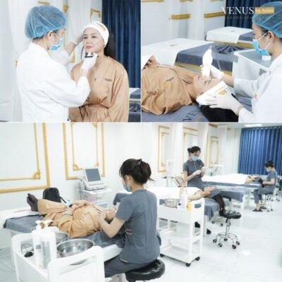 Hàng ngàn chị em phụ nữ Việt đã trải nghiệm dịch vụ trị rạn hoàn hảo ở Venus by Asian