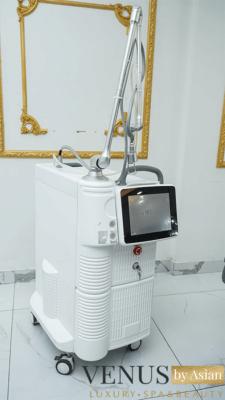 Laser Ultra Pulse Plus trị rạn da được yêu chuộng nhất tại Phòng khám Thẩm mỹ Venus by Asian