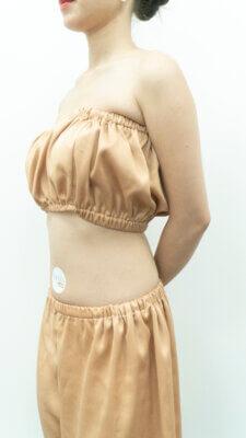 Vùng bụng sạch rạn mịn màng nhờ công nghệ trị rạn thông minh vượt trội