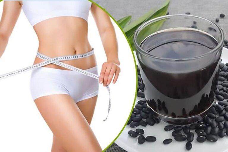 Giảm béo bằng đỗ đen rất tốt vì chúng chứa nhiều chất xơ và các dưỡng chất như magie, canxi