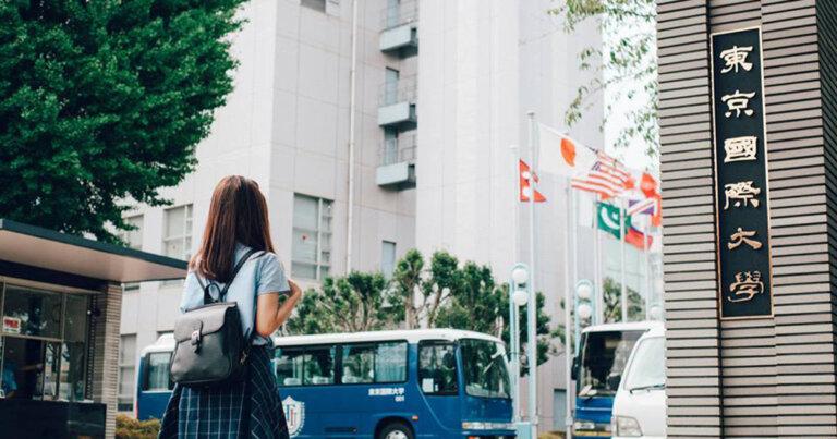 Chị Ánh là du học sinh Nhật, sau khi học xong thì về lại Việt Nam để làm việc