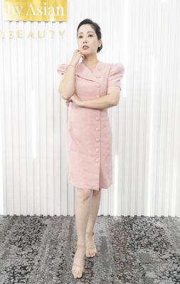 Hình ảnh chị Ngọc Anh sau Giảm béo đa tầng Max Burning 2 tháng