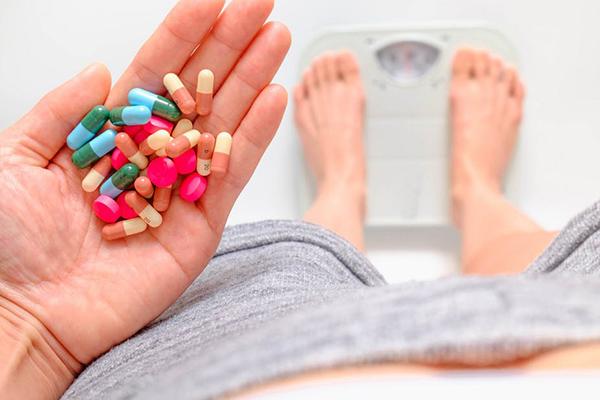 Thuốc giảm cân không phù hợp với cơ địa của chị Hoà, không giúp chị giảm cân được như mong muốn