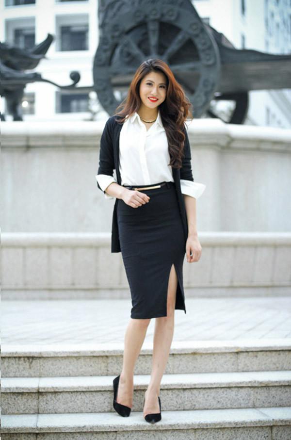 Chị Trần Hương là người phụ nữ Hải Dương vô cùng trẻ trung và hiện đại
